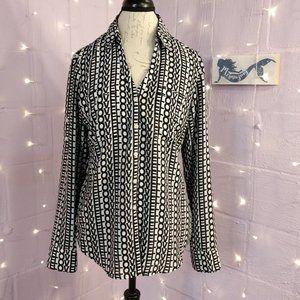 Express Portofino Shirt Love Patterned